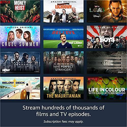 Introducing Fire TV Stick 4K Max | streaming device, Wi-Fi 6, Alexa Voice Remote (includes TV controls)