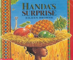 Handa's Surprise: Plus a list of all time favorite children's books, includes a free file