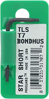 4 4 Bondhus Felo 0715751397 1//4 Star 2 Component Screwdriver Handle