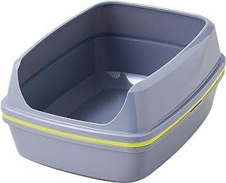 Moderna Lift To Sift Large Cat Litter Tray, 50.2 x 38.4 x H24.1 cm, Warm Grey, AA70