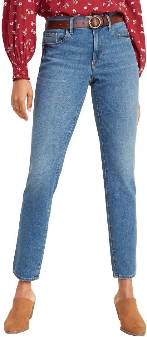 Old Navy Jeans De Mezclilla Para Mujer Con Tecnologia Power Slim Modelo 44994 Amazon Com Mx Ropa Zapatos Y Accesorios