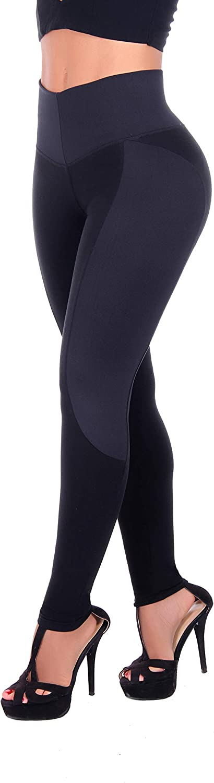 Bon Up Black with Side Leggings Women Intern 未使用品 Design まとめ買い特価 for