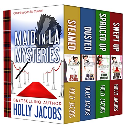 Maid in LA Mysteries: The Complete Four Book Set (English