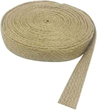 10m (32.8 ft) Long Soft Cotton Hemp Rope for Crafts Gift Wrapping-3 cm