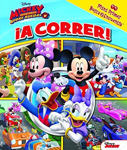 Mi primer busca y encuentra. Mickey sobre ruedas: ¡A CORRER!: 0 (LM1LF)