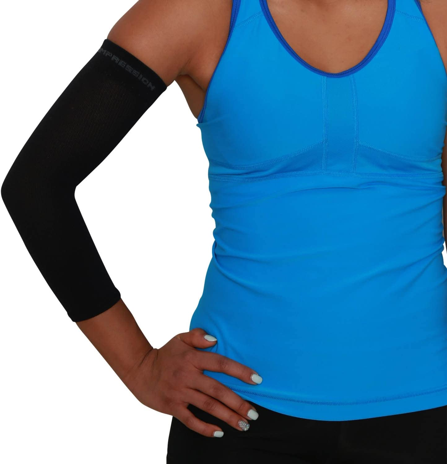 Pure Compression Elbow Limited time cheap sale Sleeve with Golfers Ten Copper Tennis Recommendation -