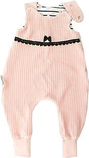 Kleine Könige Baby Strampler Mädchen Baby Body  Modell Baby Dots rosa mit Spitze schwarz, altrosa  Ökotex 100 zertifiziert  Größen 50-92