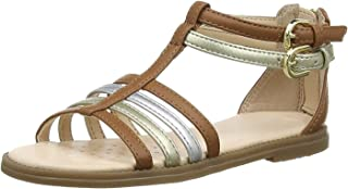 Geox Karly Girl, Sandales Bout Ouvert Femme