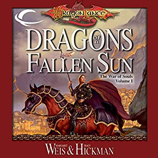 Dragons of a Fallen Sun cover art