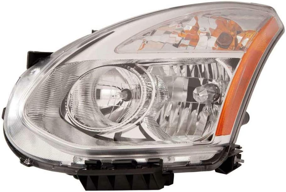 For Nissan Rogue Max 68% OFF Headlight Assembly Side Halo Driver 2009 Sacramento Mall 2010