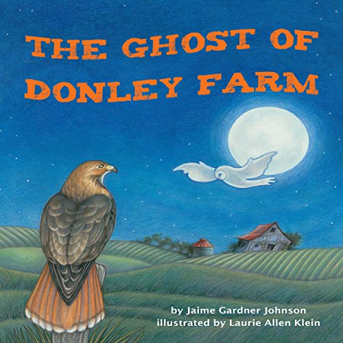 The Ghost of Donley Farm copertina