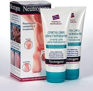 Neutrogena Crema De Pies Ultra-Hidratante - 2 Unidades x 100