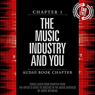 The Artist's Guide to Success in the Music Business audiobook cover art
