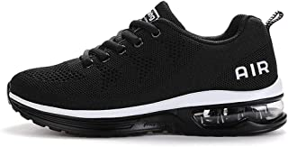 AXCONE Mens Lightweight Ultra Breathable Comfortable Athletic Shoes