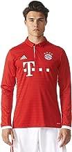 adidas Bayern Munich 16/17 Long Sleeve Home FcbTru/White Jersey
