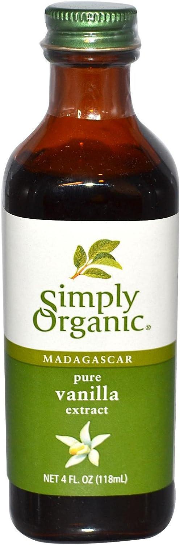 Selling rankings Simply Deluxe Organic Vanilla Flavoring 2 6x2 oz OZ