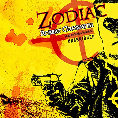 Zodiac audiobook cover art