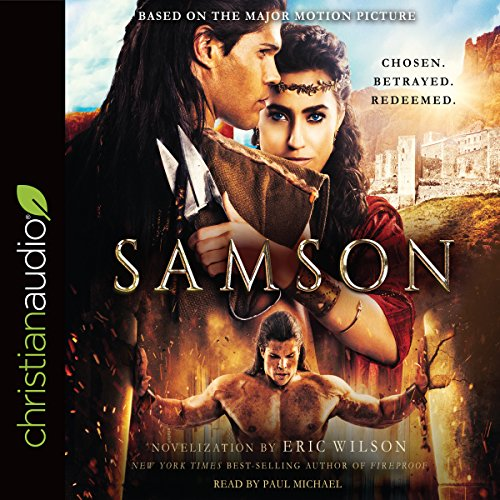 Samson audiobook cover art