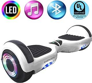 Best self balancing scooter bluetooth Reviews