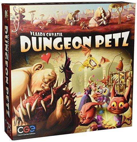Czech Games Edition 015 - Dungeon Petz