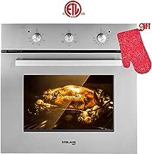 Single Wall Oven, Gasland Chef ES606MS 24