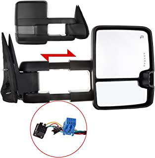 Best towing mirrors for 2018 gmc sierra 1500 Reviews