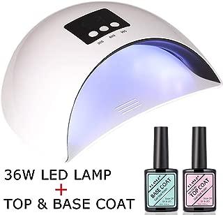Best top coat uv lamp Reviews