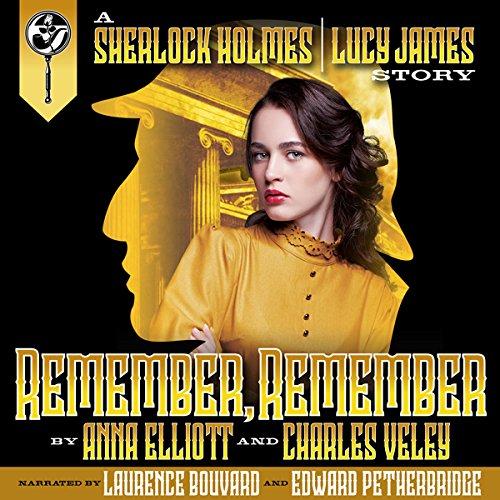 Remember, Remember audiobook cover art
