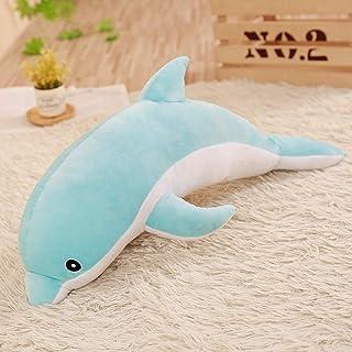 Zzlush Plush Doll Figurine Toy Pet Pillow Animal, Hot 30CM/50/70CM Plush Dolphin Toys Stuffed Sea Animal Cute Girls Dolls ...