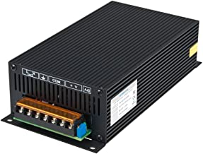 HERO-LED PS-SW12LPS500 LED Power Supply - Constant Voltage LED Transformer - Switching Power Supply 12V DC, 500W