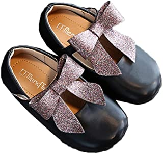 Filles Mary Jane Chaussures Enfants Confortable Respirant Bowknot Ballerines Enfants Princesse Mariage fête en Cuir Chauss...