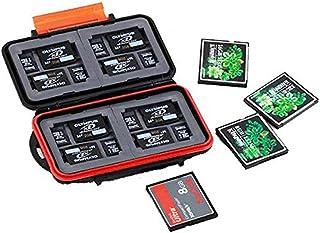 KaLaiXing ?メモリカードケース防水?–?メモリカードケースホルダーfor SD SDHC SDXCコンパクトフラッシュCFカード- le-3