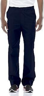 Dickies mens Men's Zip Fly Pull-On Pant Medical Scrubs Pants