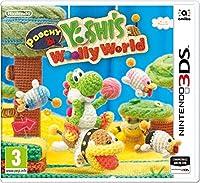 Fai saltare Poochy al momento giusto per raccogliere perline sulla via del traguardo In Poochy & Yoshi's Woolly World puoi creare i tuoi motivi per Yoshi e usarli nel gioco