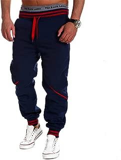 Keybur Men's Harem Casual Baggy Hiphop Dance Jogger Sweatpants Trousers