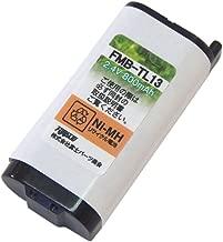 パナソニック (Panasonic) コードレスホン 子機用 充電池【 KX-FAN55 同等品】