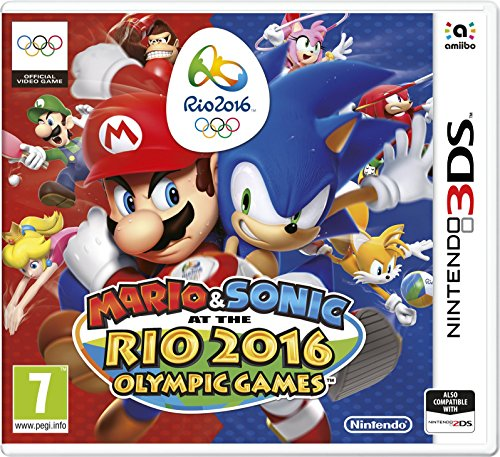 3Ds Mario & Sonic at The Rio 2016 Olympic Games (Eu)