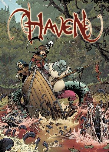 Haven T03: Les Trois Clefs