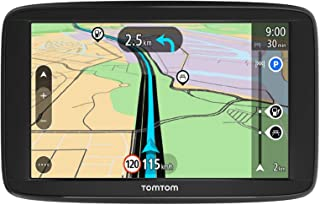 "TomTom Start 62 EU 4AA63 Navigatore 15,2 cm (6"") Touch screen Palmare/Fisso, Nero, 280 g"