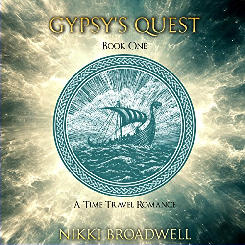 Gypsy's Quest audiobook cover art