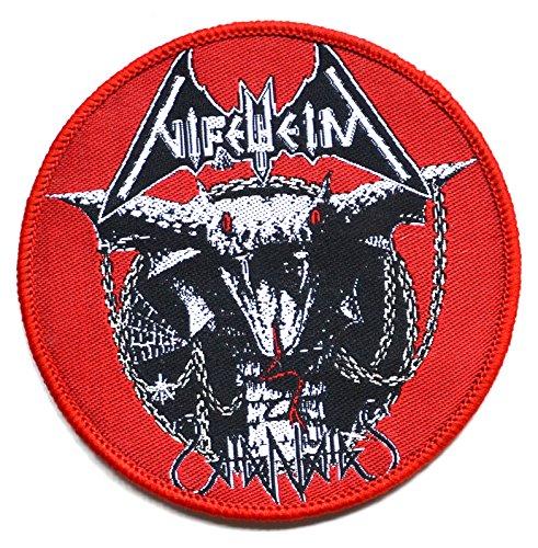 value-merch NIFELHEIM - Satanatas - Aufnäher/Patch - ca. 8 cm
