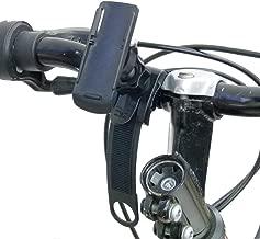 Locking Strap Bike Mount and Cradle for Garmin GPSMAP 62 GPS (sku 30096)