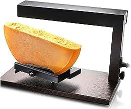 Qjkmgd Congeleur électrique pour la raclette Grill à la raclette Chaleur Rapide Raclette Grill Réchauffeur de Fonte de joi...