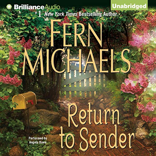 Return to Sender audiobook cover art