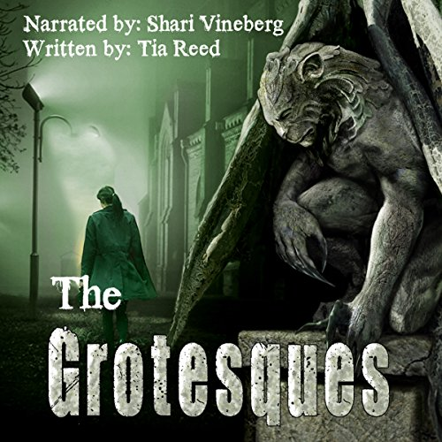 The Grotesques audiobook cover art
