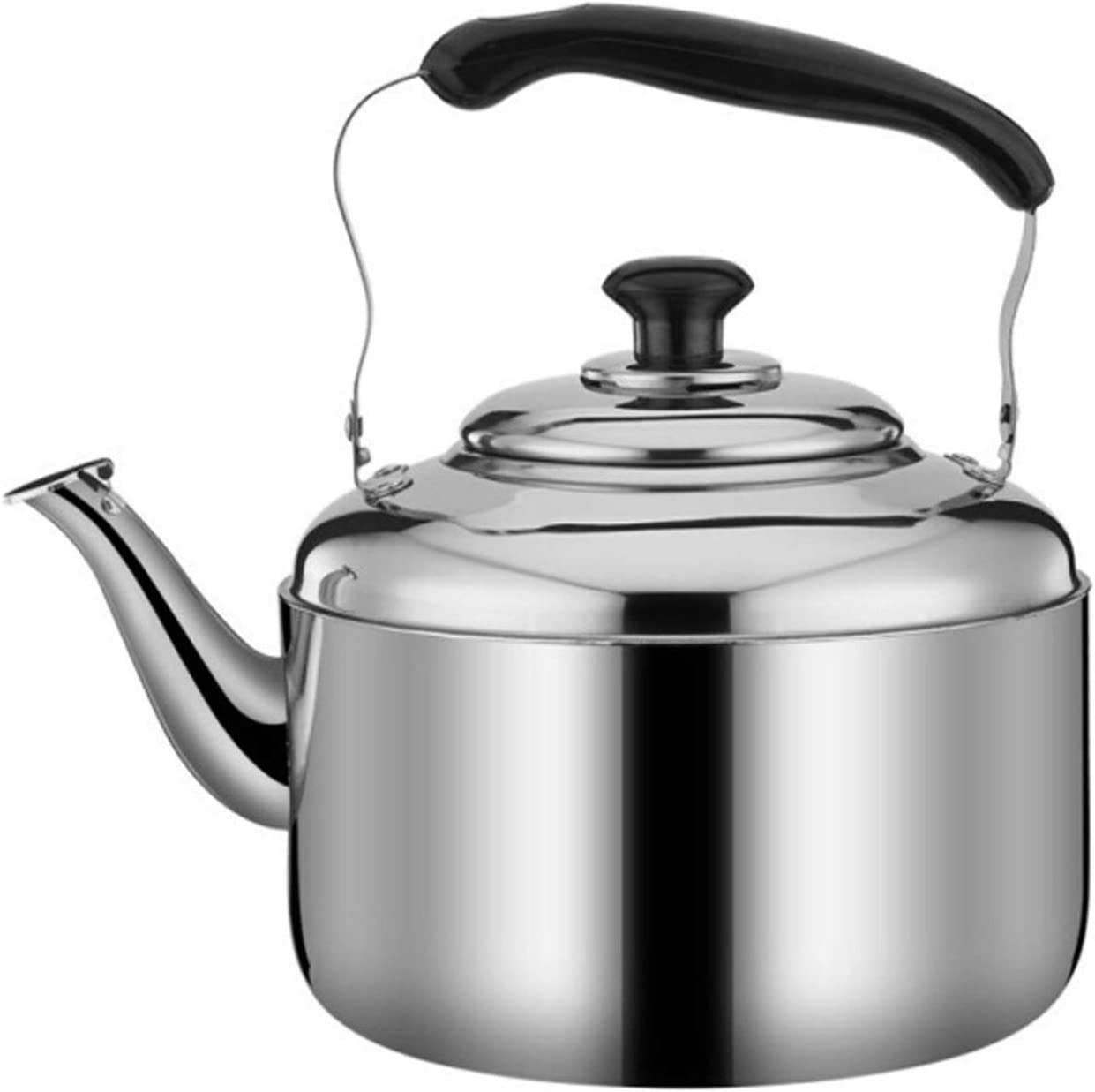 Whistling 2021 new Kettles Tea Pots Al sold out. for Stainle Whistle Classic Stove Top