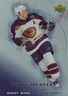2005-06 McDonald's #25 Dany Heatley MINT Hockey NHL Senators