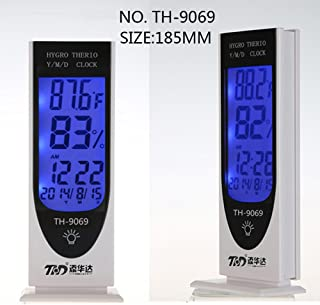 Digital Temperature Thermometer and Humidity Meter TH-9069