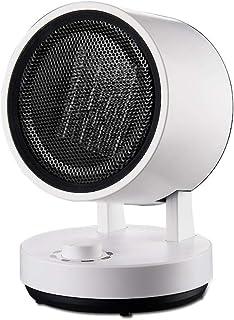 sxhw Velocidad del Ventilador Caliente Que Ahorra energía Calentador de Ventilador de rápido Calentamiento Calefactor cerámico de para Cuarto baño Sistema antivuelco protección Calentador de Espacio