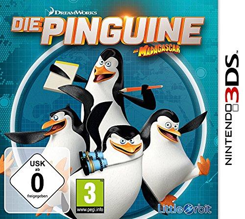 Namco Bandai Games Die Pinguine aus Madagascar 3DS Básico Nintendo 3DS vídeo - Juego (Nintendo 3DS, Plataforma)